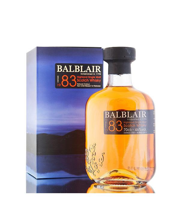 Balblair-1983-Vintage-1st-Release