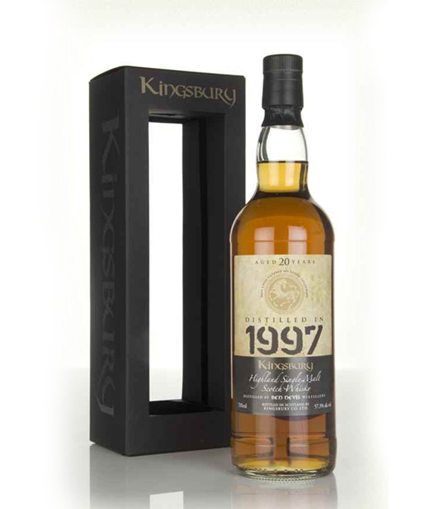Ben Nevis 20 YO 1997 Kingsbury