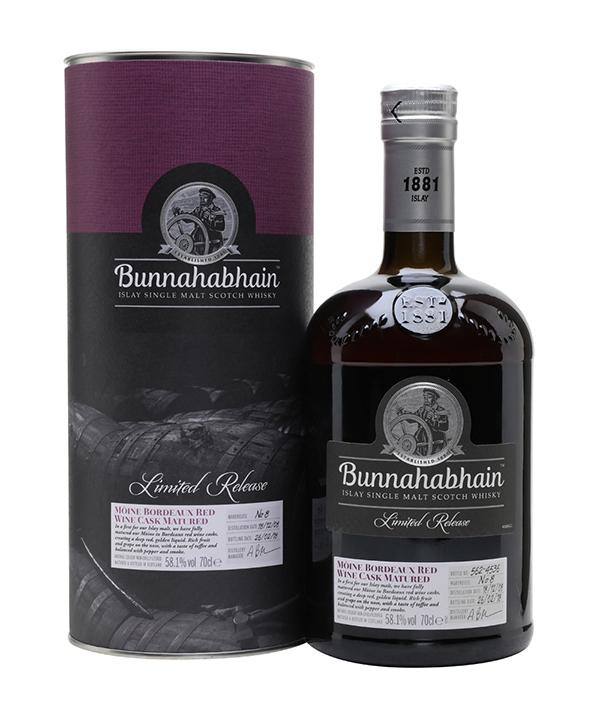 Bunnahabhain-Moine-2008Bordeaux-Cask-1