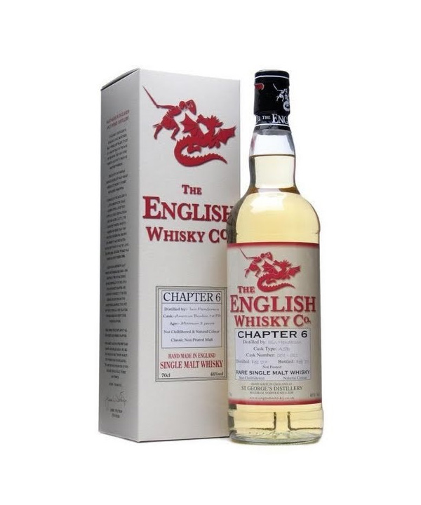 The English Whisky Co Chapter 6 2007
