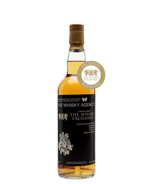 Glen Scotia 1992 TWA TWE Exclusive