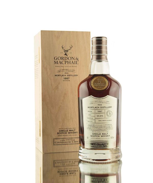 Mortlach 31 Year Old – 1987 | Connoisseurs Choice