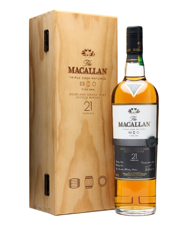 Macallan 21 Year Old
