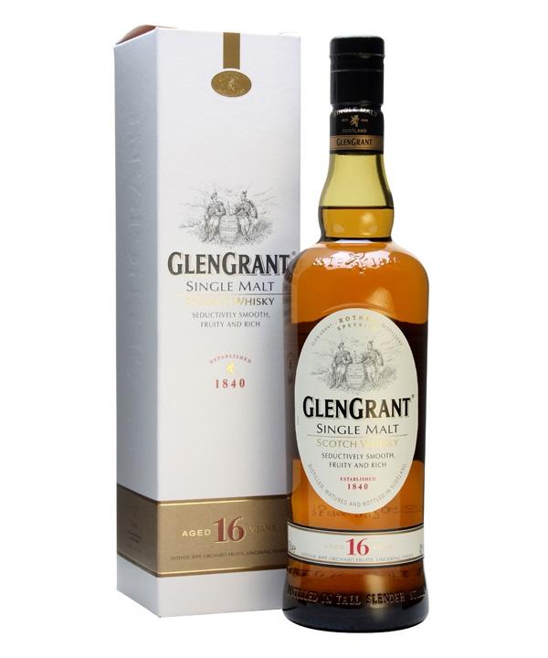 glengrant 16 yr